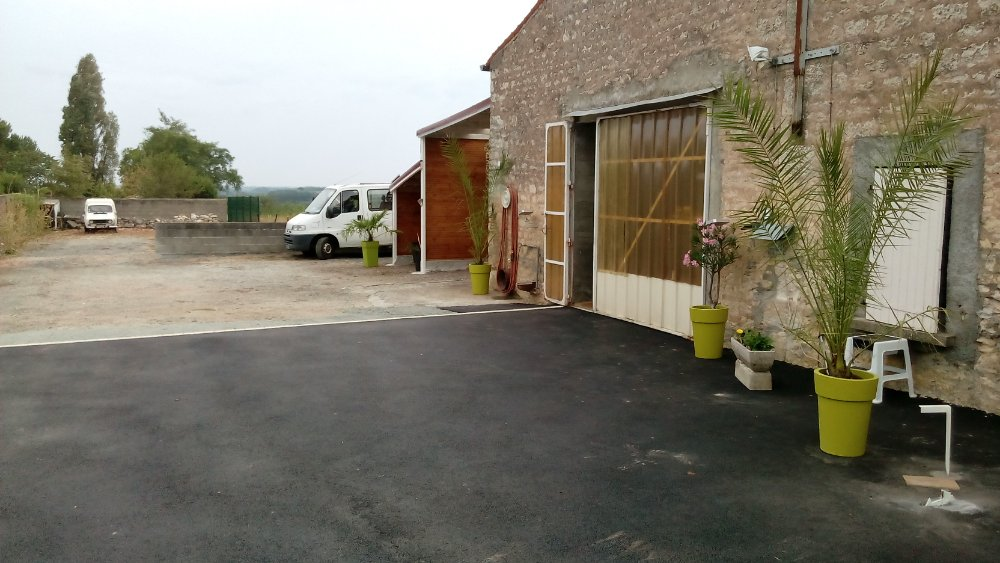 Aire camping-car à Fontenay-le-Comte (85200) - Photo 3